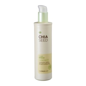 Увлажняющий тоник Chia Seed Watery Toner The Face Shop