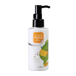 Пилинг для лица Mild papaya peeling The Face Shop