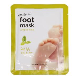 Маска-носочки Smile Foot Mask The Face Shop