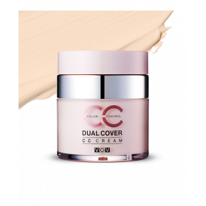Тональный CC крем Dual Cover CC Cream VOV