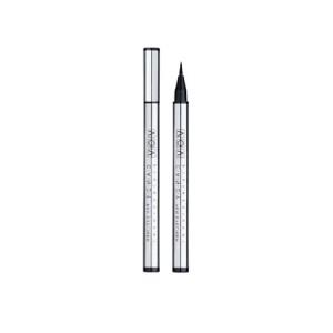 Карандаш-подводка для глаз 04 черная (фетровая кисть) Candy Pen Eyeliner VOV