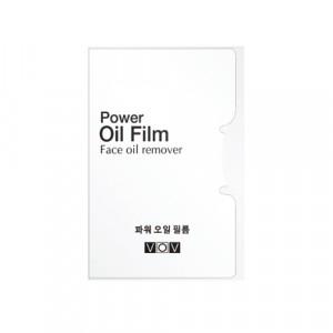 Матирующие салфетки Power Oil Film VOV
